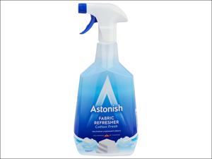 Astonish Products Clothes Freshener Fabric Freshener Trigger Spray 750ml C1926