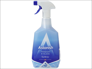 Astonish Products Window Cleaner Window & Glass Cleaner Trigger 750ml C1690