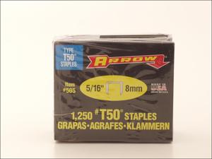 Arrow Staple Gun Refills JT-21 Staples 5/16in x 1000 A215