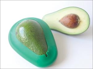 Kitchen Craft Fruit & Veg. Keeper Avocado Saver 2 Piece KCAVOHUG