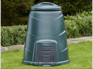 Be Green Compost Bin Compost Converter Green 330L