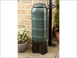 Be Green Water Butt Barrel Mini Rainsaver Kit 100L