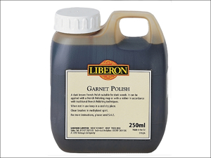 Liberon French Polish Garnet Polish 250ml