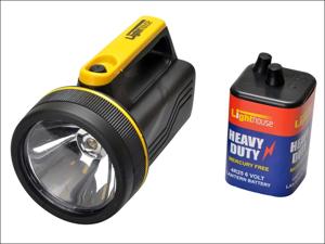 Lighthouse Spot Light Krypton Spotlight + 996 Battery L/HT996