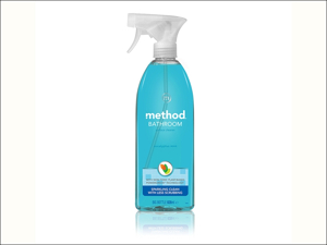 Method Bathroom Cleaner Bathroom Spray 828ml 4003878