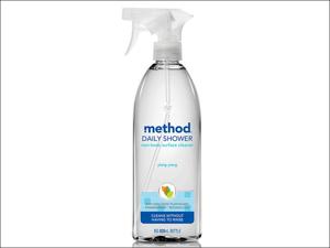 Method Shower Cleaner Daily Shower Spray 828ml 4003254