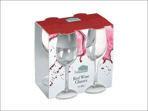Luminarc Wine Glass La Maison Large Wine Glass 36cl x 4 900054