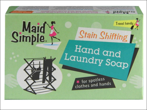 Maid Simple Fabric & Clothing Stain Remover Laundry Soap 170g MSHLS