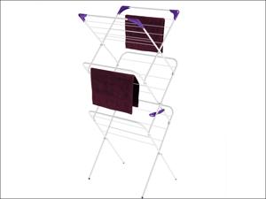 Minky Clothes Airer Essentials 3tier Airer IH86496100
