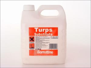 Barrettine Turpentine Substitute Turpentine Substitute 4L