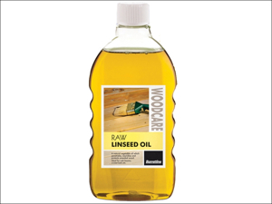 Barrettine Linseed Oil Raw Linseed Oil 500ml