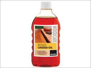 Barrettine Linseed Oil Boiled Linseed Oil 500ml