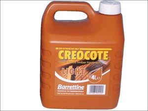 Barrettine Creosote Creocote Light 4L