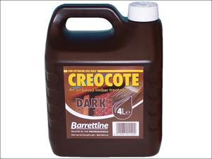 Barrettine Creosote Creocote Dark 4L