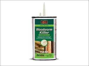Barrettine Woodworm Killer Solvent Base Wood Preserving Woodworm Killer 250ml SPWW.25