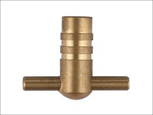 Basics Radiator Key Radiator Keys Brass 002921