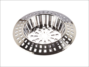 Basics Sink Strainer Sink Strainer Chrome Plated/abs 1.75in 015709