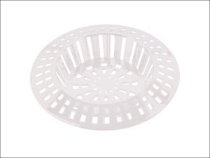 Basics Sink Strainer Sink Strainer 1 1/2in White 44198