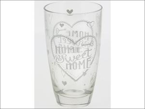 Cerve Hi Ball Glass Love Home Long Drinks Glasses x 3 M66840