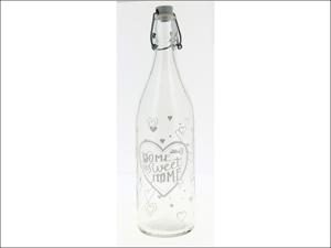 Cerve Glass Bottle Love Home Bottle Swing Top M66860