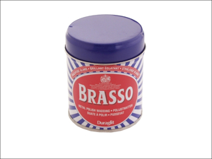 Reckitts Brass & Copper Cleaner Brasso Wadding 75g