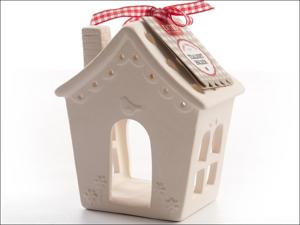 DMD Candle Holder Home Comfort Birdhouse Tealight Holder PC56BU010