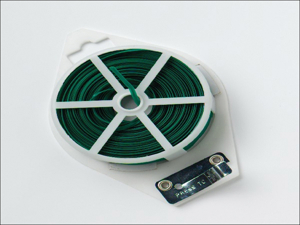 Best Garden Wire Plant Twist Tie & Cutter 50m 41029
