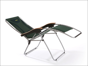 Outback Sun Bed Padded Relaxer Extra Hunter Green OUT370506