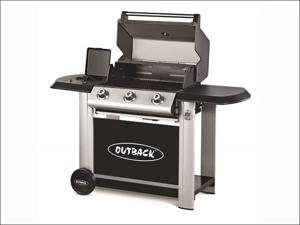 Outback Gas Barbecue Magnum Gas BBQ 3Burner & Regulator OUT370613