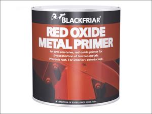 Blackfriar Anti Rust Primer Red Oxide Metal Primer 1L