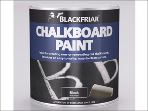 Blackfriar Blackboard Paint Blackboard Black 500ml