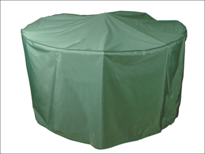 Bosmere Table & Chair Set Cover Patio Set Cover Round 8/ 10 Seat Green MG524