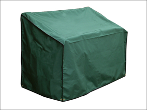 Bosmere Bench Cover Bench Cover 2 Seater Green MG610