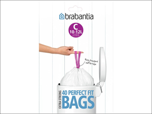 Brabantia Bin Liner Bin Liner C 10-12L x 40 3619.82