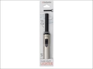 Brabantia Gas Lighter Flame Lighter Classic Matt Steel 3662.46