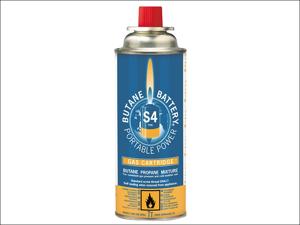 Bright Spark Gas Cartridge S4 Gas Cartridge Screwthread 220g 0051