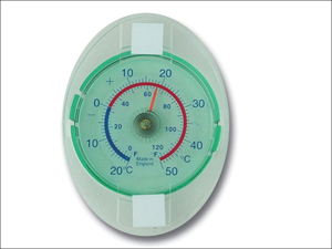 Brannan Window Thermometer Clear Window Thermometer 14/419