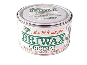 Briwax Furniture Polish Wax Polish Tudor Oak 400g