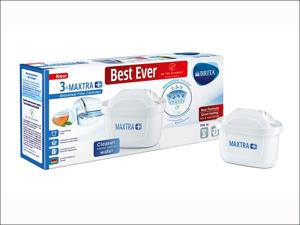 Brita Water Filter Refill Maxtra+ Filter Cartridge 3 Pack 1025349
