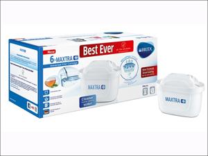 Brita Water Filter Refill Maxtra+ Filter Cartridge 6 Pack 1025350