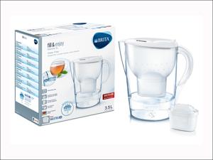 Brita Water Filter M+ Marella Xl Water Filter White 1024051