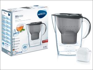 Brita Water Filter M+ Marella Cool Water Filter Graphite 1024040