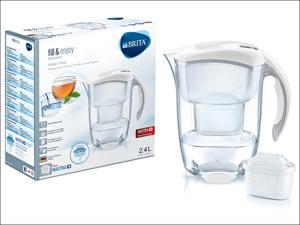 Brita Water Filter M+ Elemaris XL Water Filter White 1024030