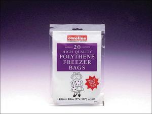 Caroline Food/ Freezer Bag Freezer Bags 30 x 45cm x 12 1123