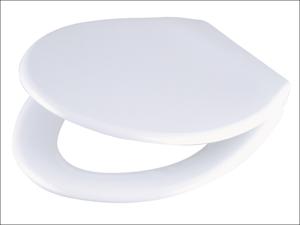 Celmac Toilet Seat Sapphire Toilet Seat & Lid White